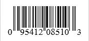 Barcode: 095412085103