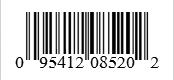 Barcode: 095412085202