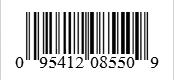 Barcode: 095412085509