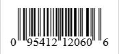 Barcode: 095412120606