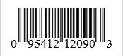 Barcode: 095412120903