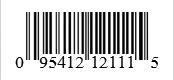 Barcode: 095412121115
