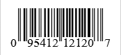 Barcode: 095412121207