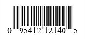 Barcode: 095412121405