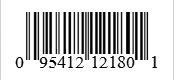 Barcode: 095412121801