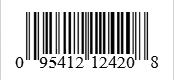 Barcode: 095412124208