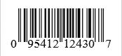 Barcode: 095412124307