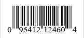 Barcode: 095412124604