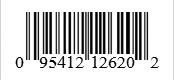 Barcode: 095412126202