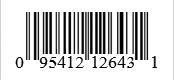 Barcode: 095412126431
