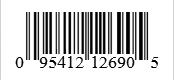 Barcode: 095412126905