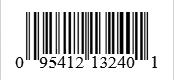 Barcode: 095412132401