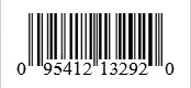 Barcode: 095412132920