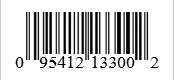 Barcode: 095412133002