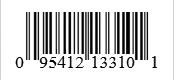 Barcode: 095412133101