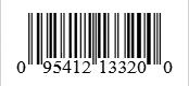 Barcode: 095412133200