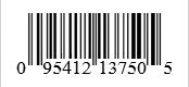 Barcode: 095412137505